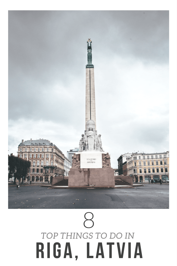 What to do in Riga // 8 Activities for Exploring Latvia's Capital