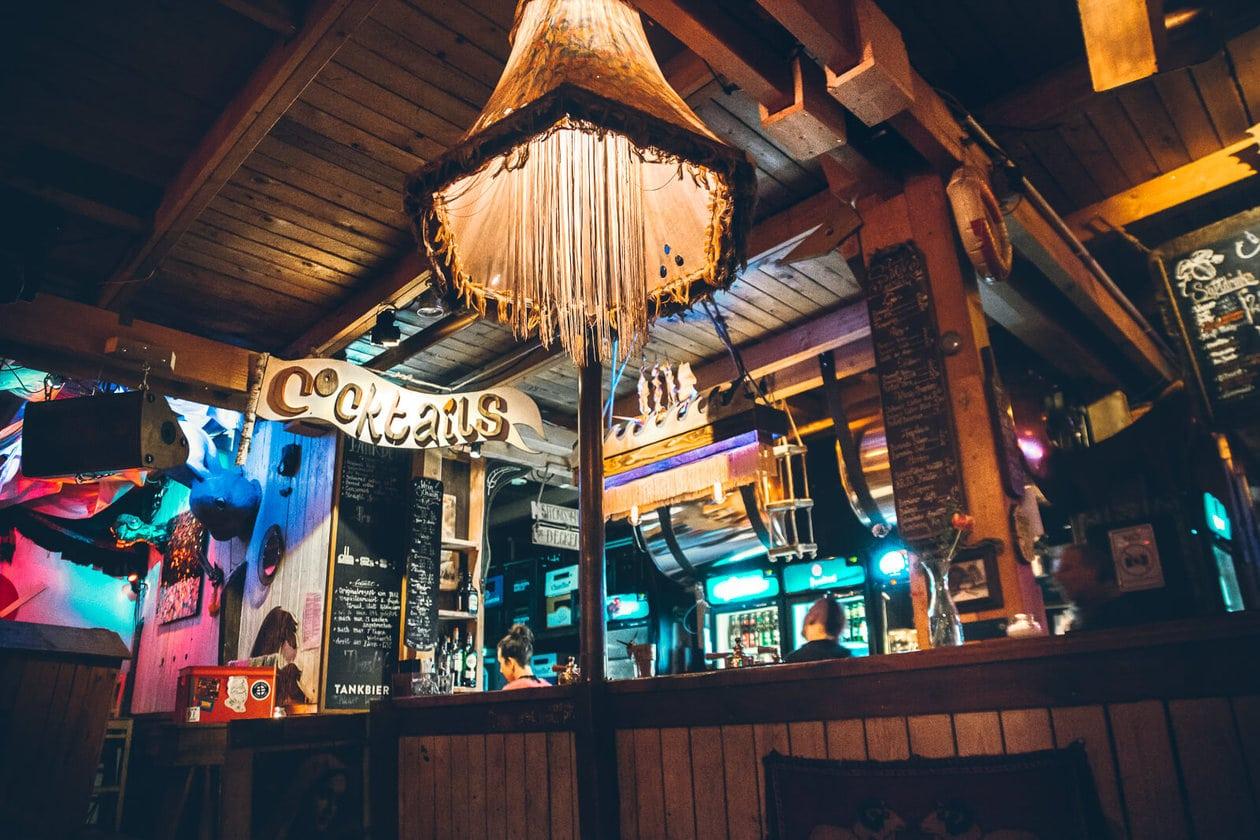 Klunkerkranich Berlin S Coolest Rooftop Bar Is On Top