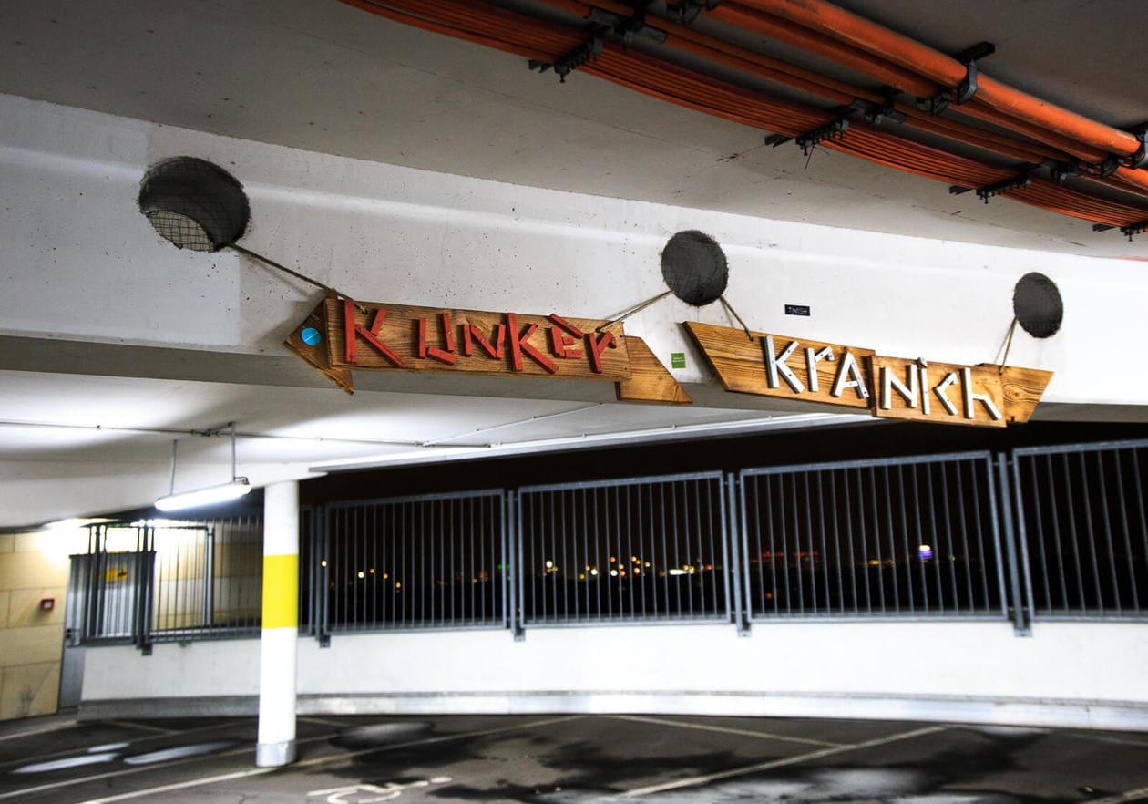 How to Get to Klunkerkranich