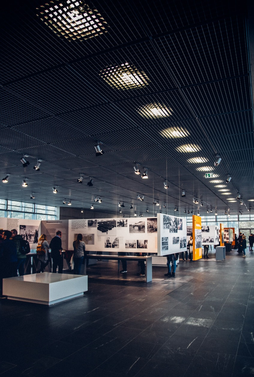 The Topography of Terror // Berlin, Germany