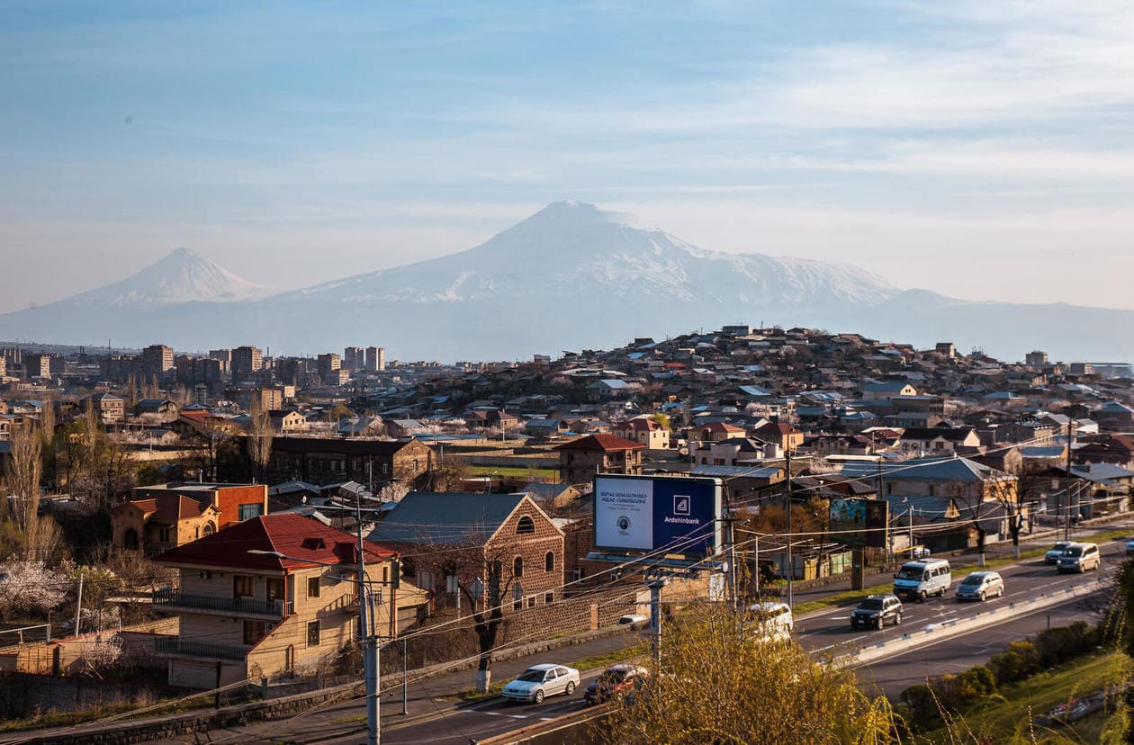 Touring the Ararat Brandy Factory in Yerevan, Armenia - What to expect on the tour and information about tasting Armenian brandy.
