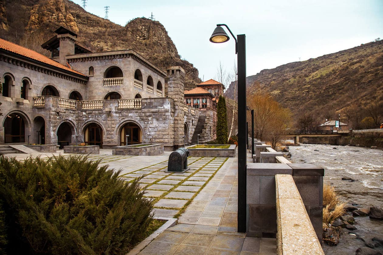 Avan Dzoraget Hotel // A Peaceful Retreat in Armenia's Lori Province