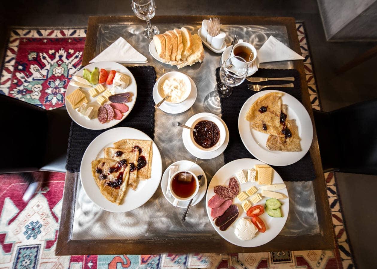 Avan Dzoraget Hotel // A Peaceful Retreat in Armenia's Lori Province