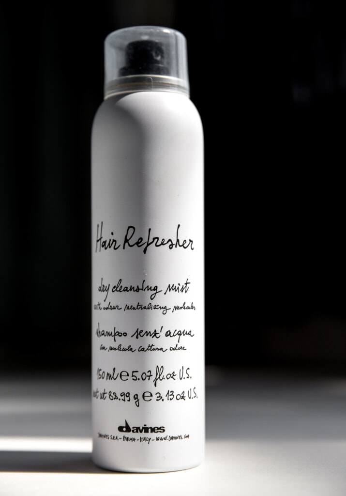 Hair Refresher Dry Shampoo Review