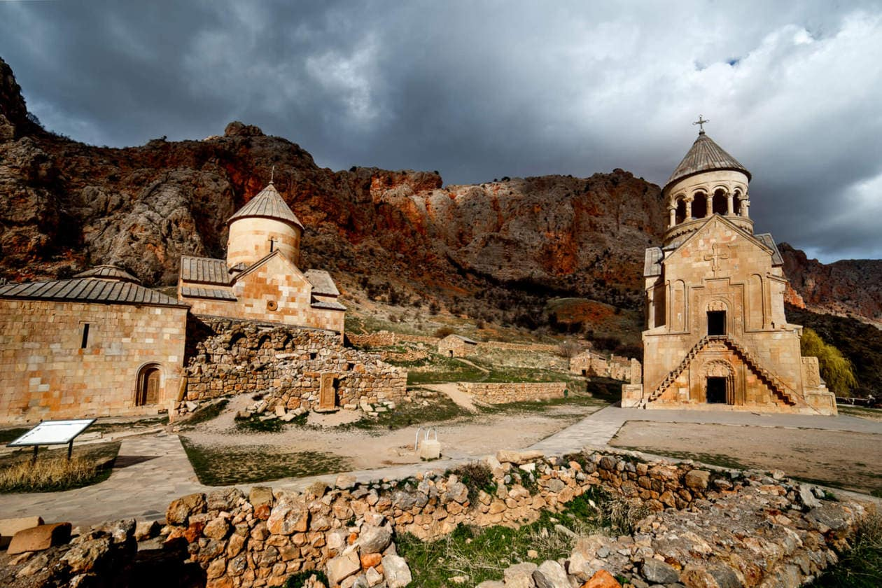 Noravank Monastery // The Ultimate Armenia Travel Guide: Discover where to go and what to eat, plus the best time to visit, travel tips and more.