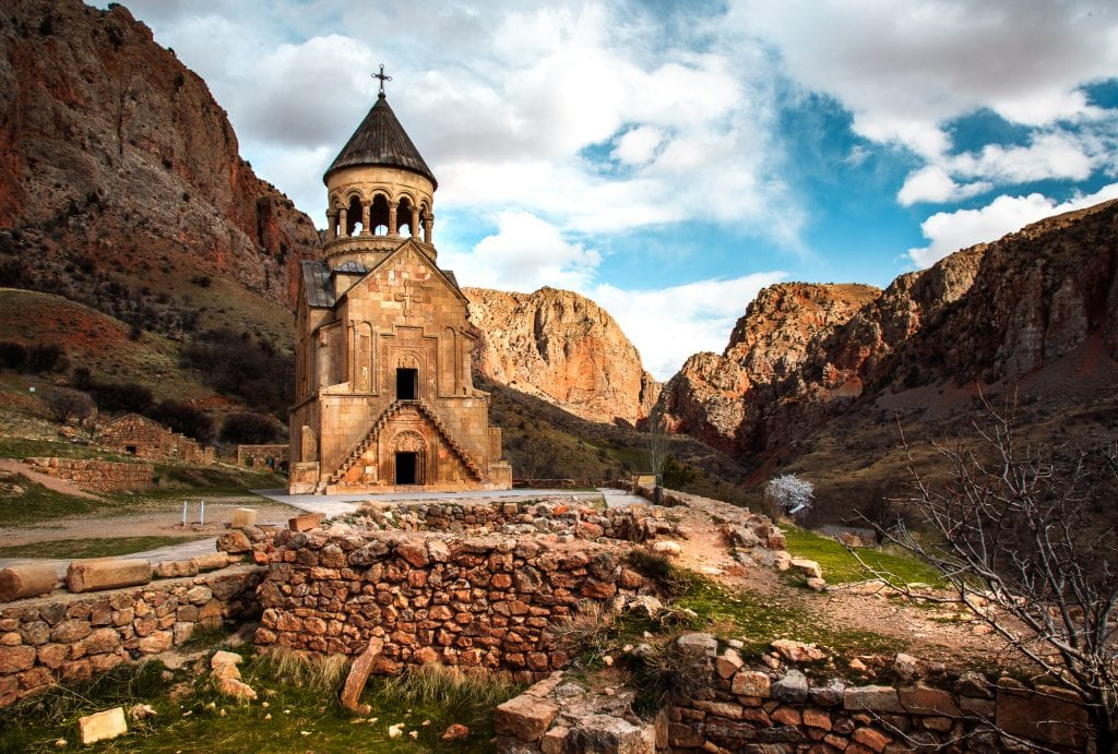 Noravank Monastery A Must See Site In Southern Armenia