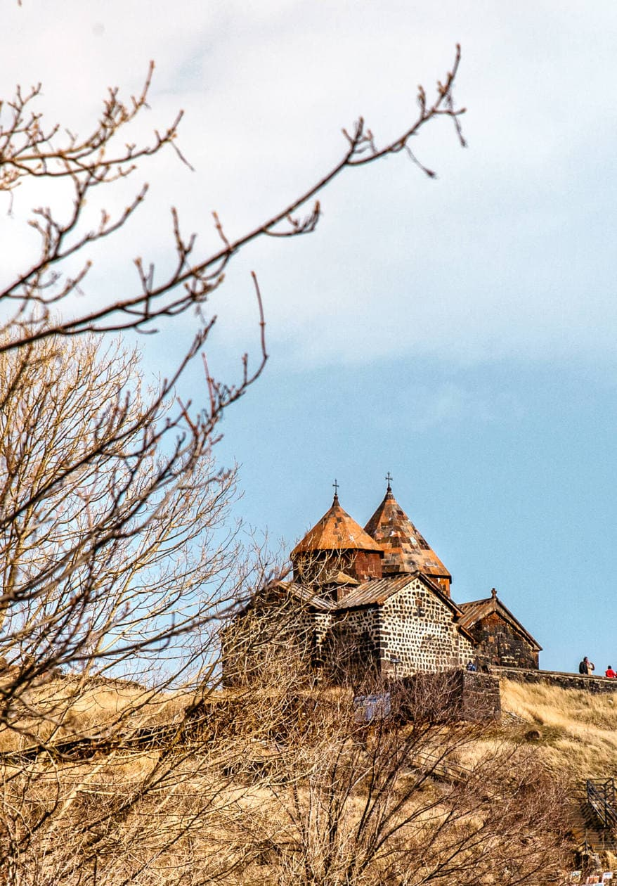Savanavank Monastery // The Ultimate Armenia Travel Guide: Discover where to go and what to eat, plus the best time to visit, travel tips and more.