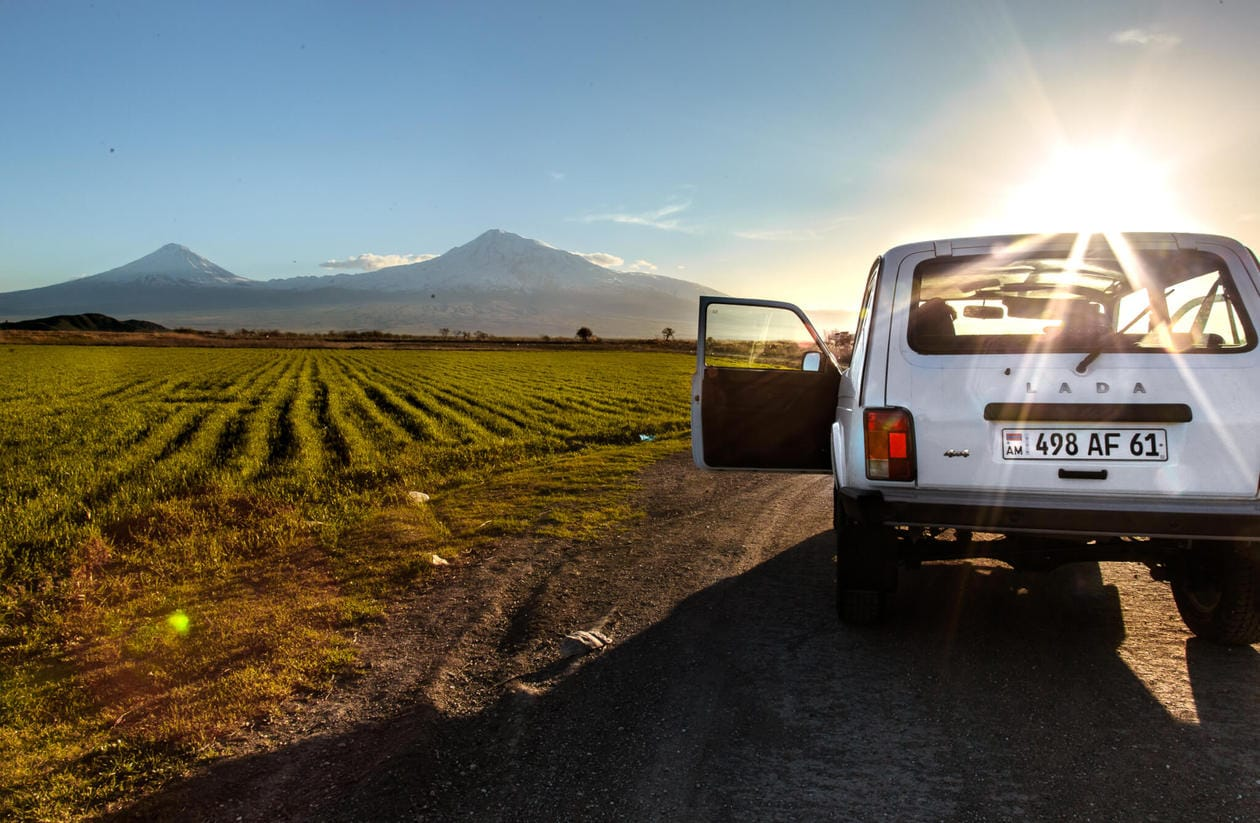 Renting a car is one of the best ways to explore the Armenian countryside. Keep reading for everything you need to know before renting a car in Armenia, including Yerevan driving tips, road conditions, and what to expect if you get pulled over.