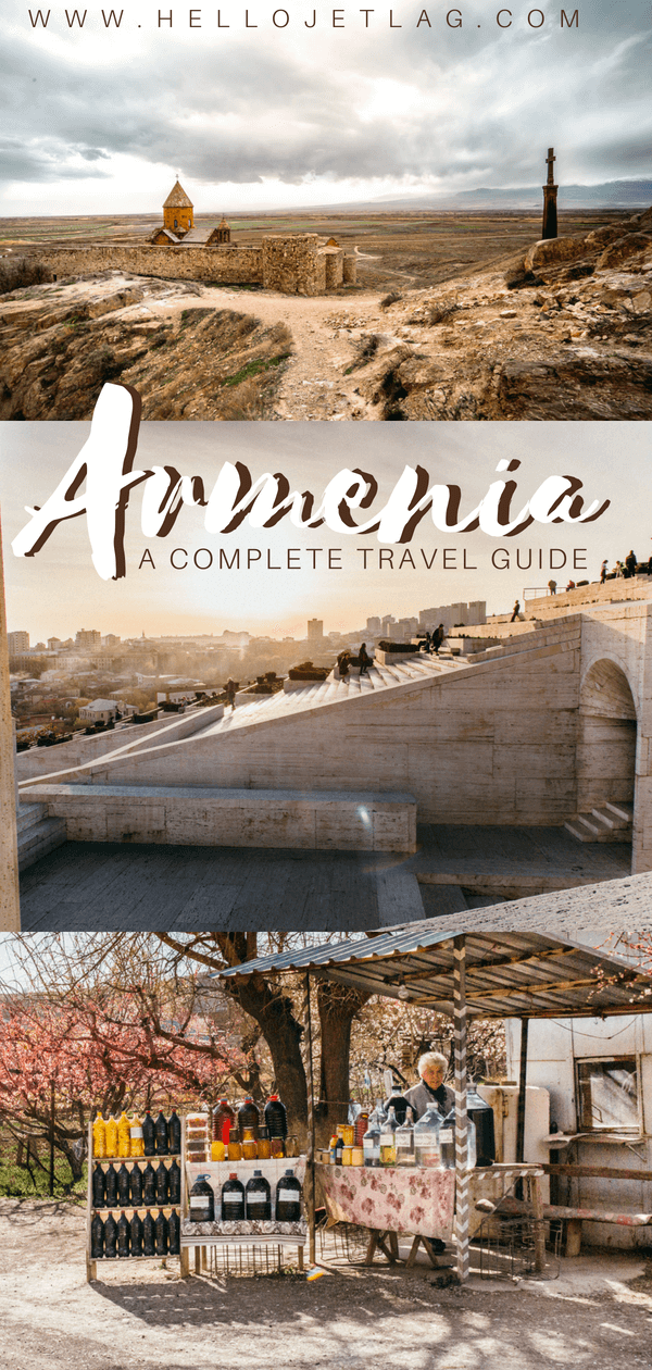 The Ultimate Armenia Travel Guide // In this complete Armenia travel guide, pick up some of the helpful tips we learned along our journey, discover the best time to visit, get an idea of how much things cost, what foods you have to try, plus much more.