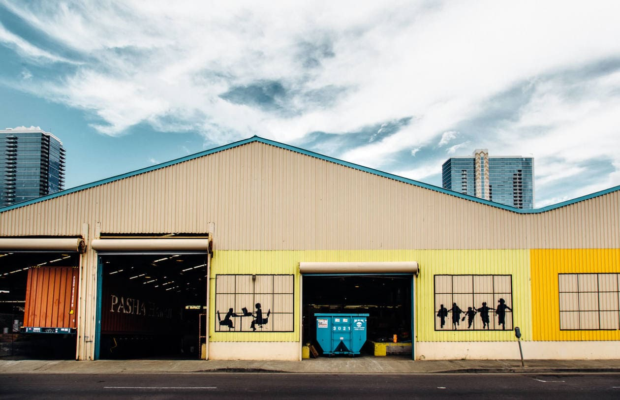 "Kakaako has been called ""Honolulu's hippest neighborhood."" It's home to popular local events like monthly food truck festivals and Yoga & Brunch. Embark on your own local micro brewery tour, discover hidden speakeasies and seek out the most Instagrammable street art Oahu has to offer in Kaka'ako."