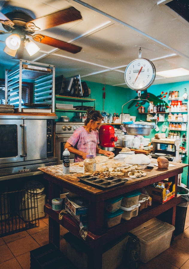 Wailua Bakery North Shore // Best Places to Eat in Oahu