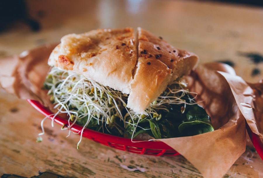 Wailua Bakery Sandwich // Best Places to Eat in Oahu