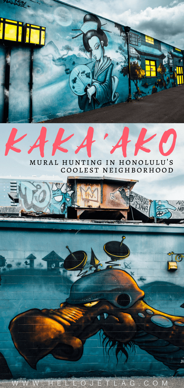 Kakaako is one of Honolulu's coolest up and coming neighborhoods.  It's an off the beaten path location filled with trendy restaurants, food trucks and events. Visit the local breweries, discover a WWII museum that doubles as a bar and seek out the most Instagrammable street art Oahu has to offer.