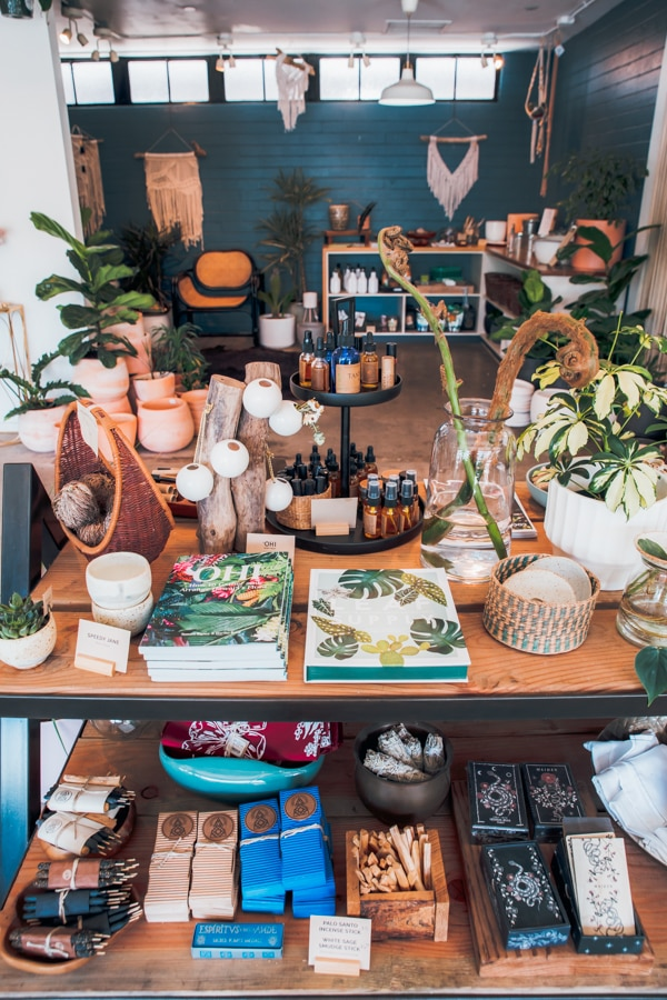 Paiko Botanical Boutique Oahu