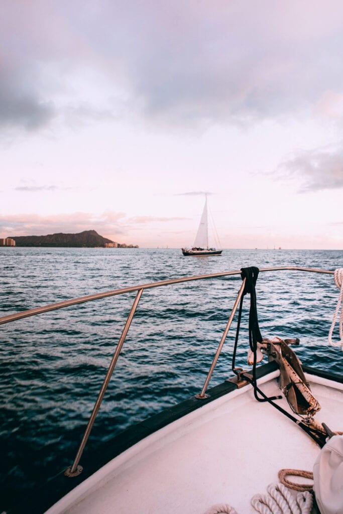 Sunset Cruise Oahu