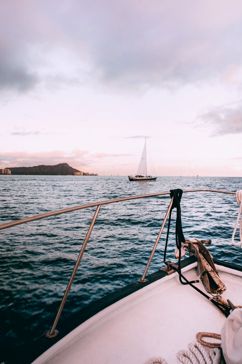 Sunset Cruise Oahu