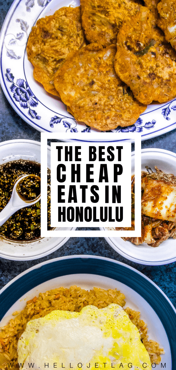 Visit this unique hole in the wall restaurant for some of the best cheap eats in Honolulu. With an eclectic storefront, $5 entrees and kimchee pancakes to die for, Sidewalk Deli is a must try restaurant for homemade Korean food in Oahu's Chinatown.