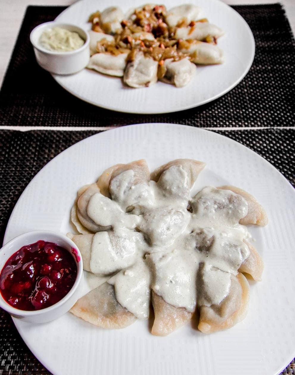 Pierogi is a traditional Polish food that's been around since the 13th century, and it's one of country's national dishes. These sweet & savory dumplings are a must try food in Poland, and Pierogarnia Mandu is known for having the best pierogi in Gdansk. Click now to read all about Polish pierogi and the most popular Pierogarnia in Gdansk.