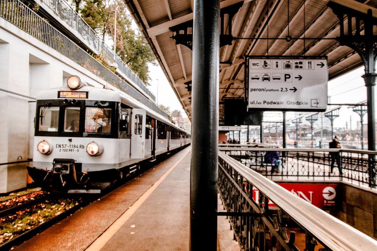 Gdansk Train