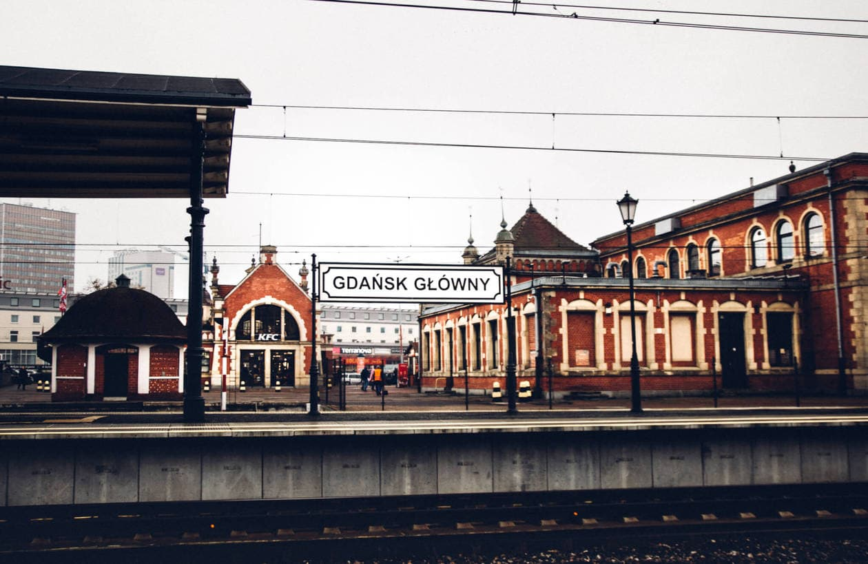 Gdansk Glowny // Sopot is a popular seaside resort town in Northern Poland famous for it's healing spas, white sand beaches and prominent party scene. It's a quick and easy day trip from Gdansk or Gdynia. Keep reading for things to do, tips for visiting, how to get there, and where to stay.