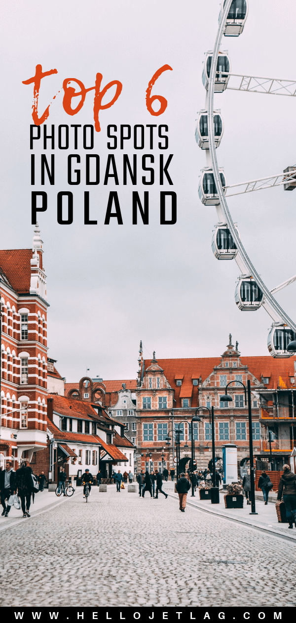 There is no shortage of picturesque views, cozy streets and Instagrammable photo spots in Gdansk, Poland. Click to discover my top 6 streets for photo inspiration in Old Town.