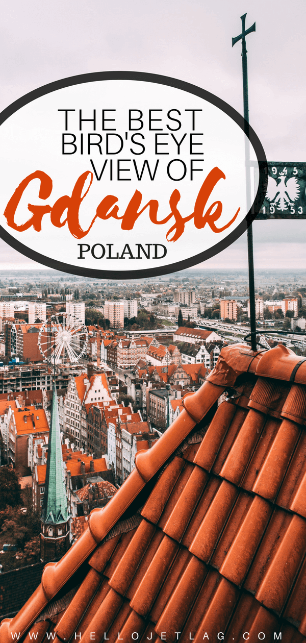 St. Mary's Church in Gdansk is the largest brick church in the world, offering the best views of the city. Climb 405 steps to the top for striking birds eye of Old Town, and one of the prettiest things to do Gdansk. Click for visitor tips, information, photography and more.