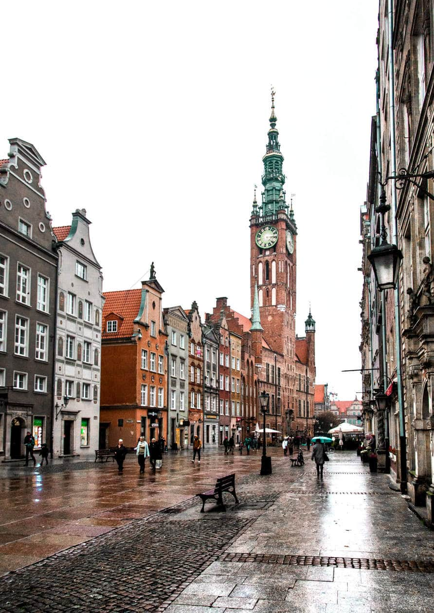 From a picture perfect Old Town, where to find the best views, and a street aptly named after beer, keep reading for 10 things to do in Gdansk Poland. Discover the best pierogi, a local microbrewery, where to buy amber, and must see museums in this city guide.