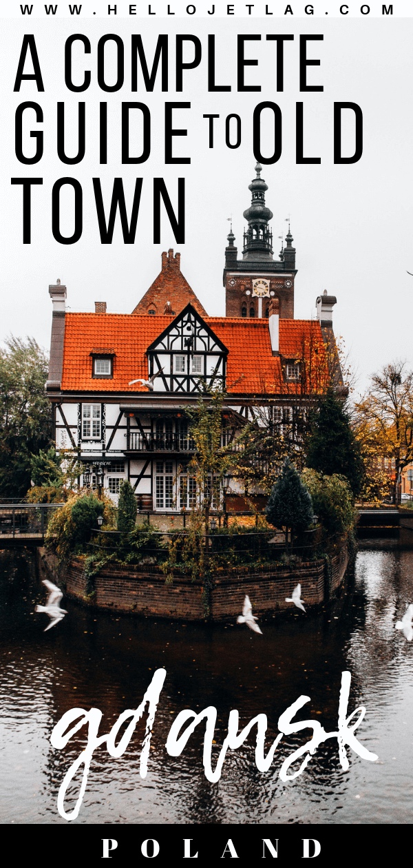 Everything you need to know to spend a weekend in Old Town Gdansk. Discover what to do, where to stay, which bars to visit, plus tips for visiting. Click to discover Poland's Pearl of the North.