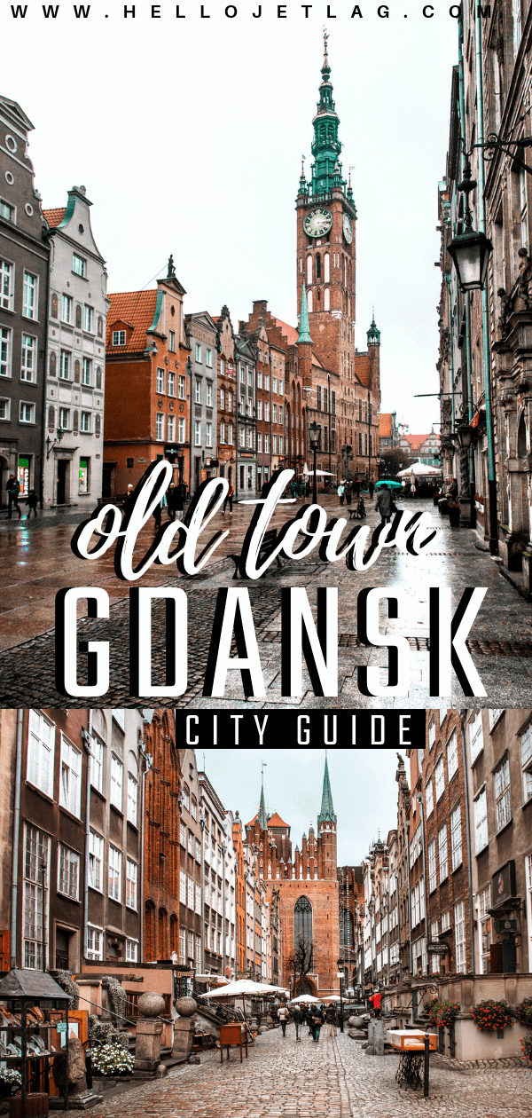 Everything you need to know to spend a weekend in Old Town Gdansk. Discover things to do, where to stay, which bars to visit, plus tips for visiting. Click to discover Poland's Pearl of the North.