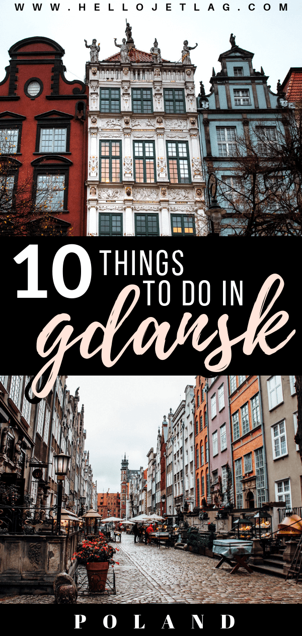From a picture perfect Old Town, where to find the best views, and a street aptly named after beer, keep reading for 10 things to do in Gdansk Poland. Discover the best pierogi, a local microbrewery and must see museums in this city guide.