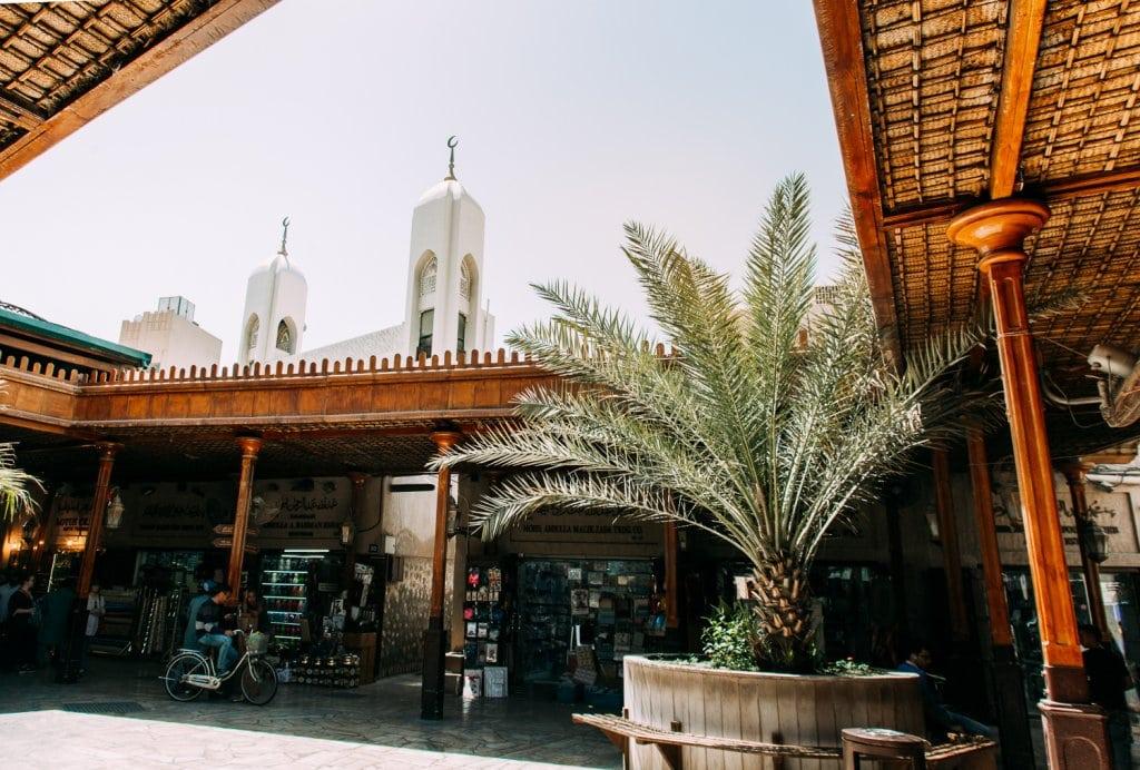 Dubai Souks