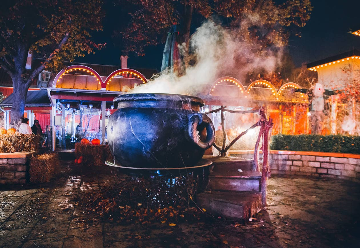 Celebrate Halloween in Stockholm, Sweden by visiting the Gröna Lund Halloween park on Djurgarden (it's kid friendly too!). From haunted houses to amusement park rides & evil spirits, here's what to expect during your visit.