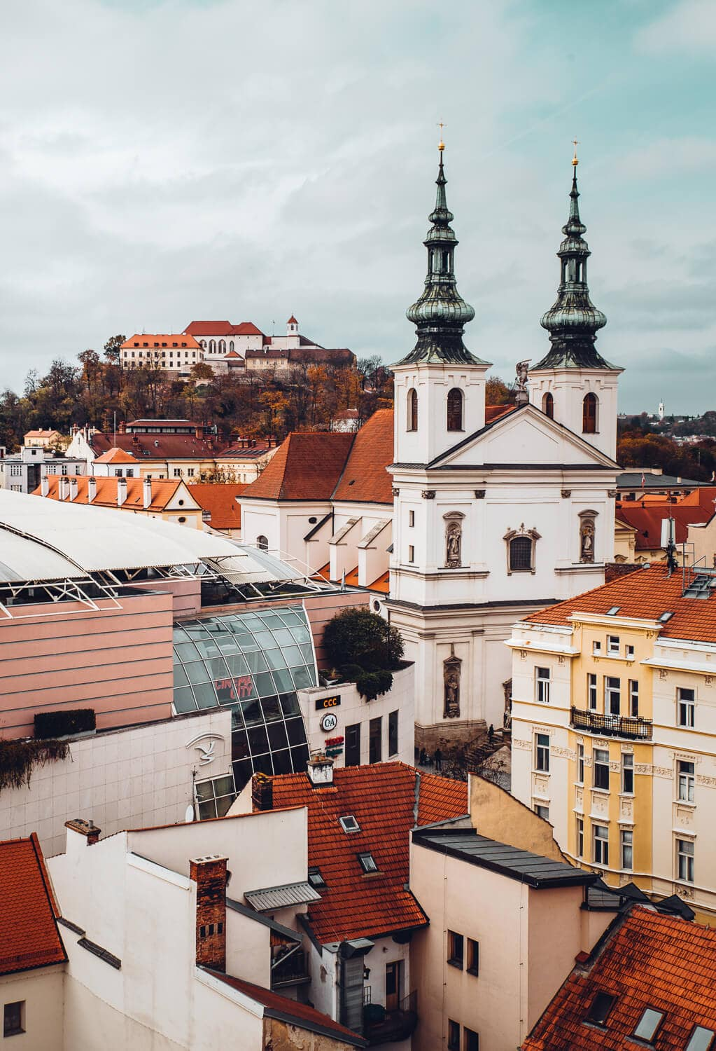 From crypts to nuclear fallout shelters, a labyrinth under the vegetable market and where to find the best views, keep reading to discover the top 10 things to do in Brno, Czech Republic