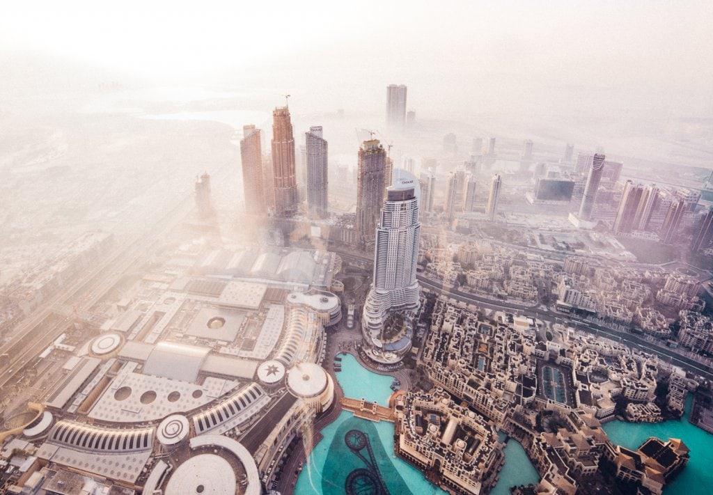 Burj Khalifa at The Top Experience