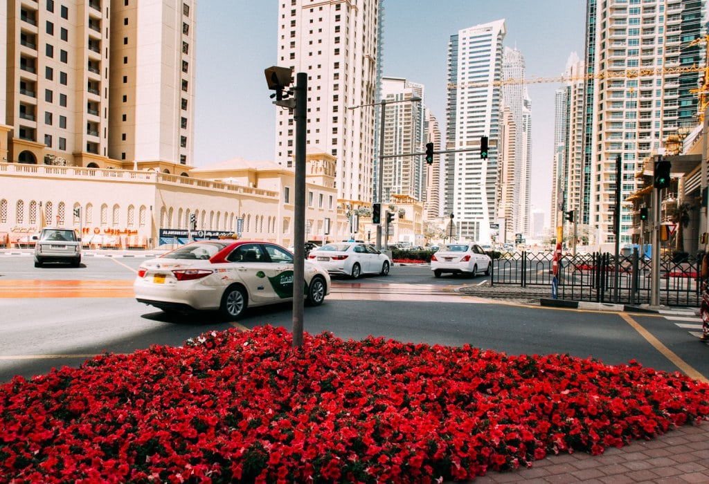 Dubai Transportation
