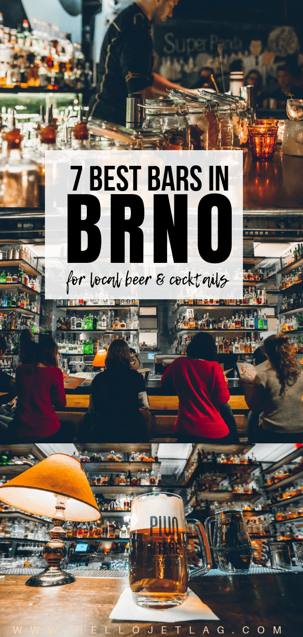 Best Bars in Brno