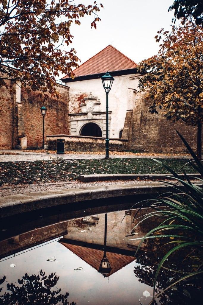 Spilberk Castle -Brno, Czech Republic