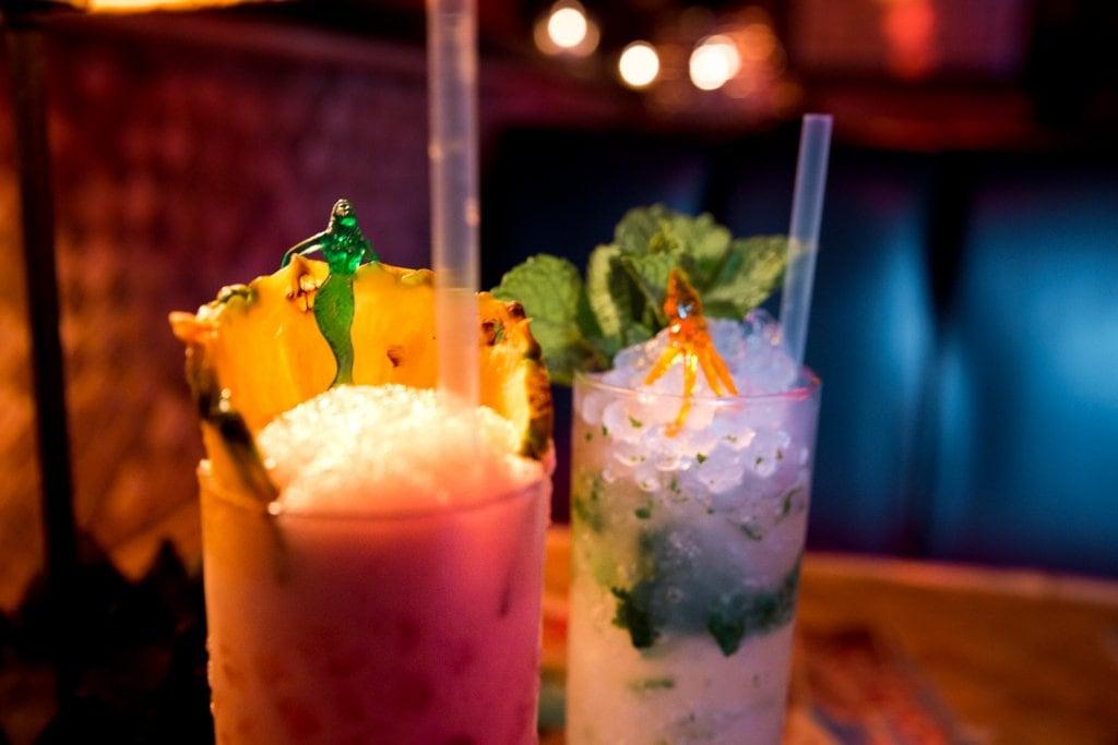 Palm Springs Bootlegger Tiki Bar