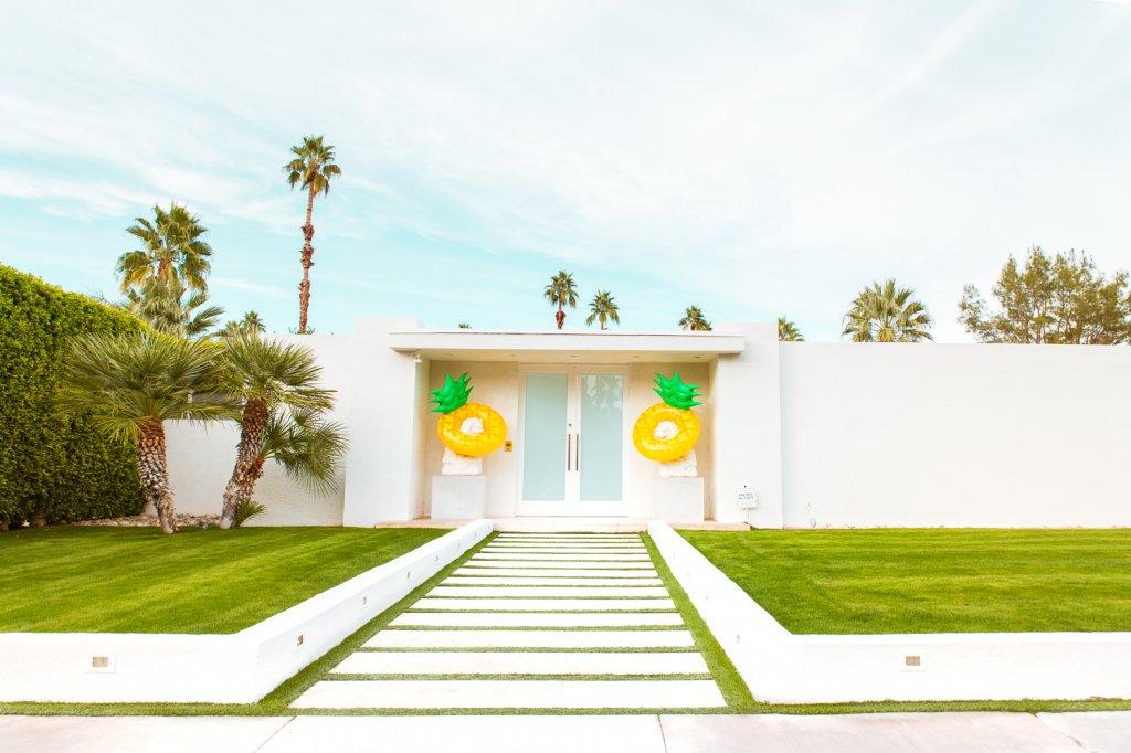 Palm Springs Doors