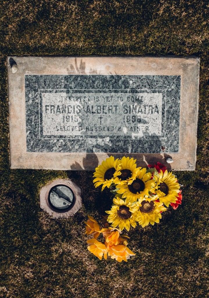 Frank Sinatra's Grave
