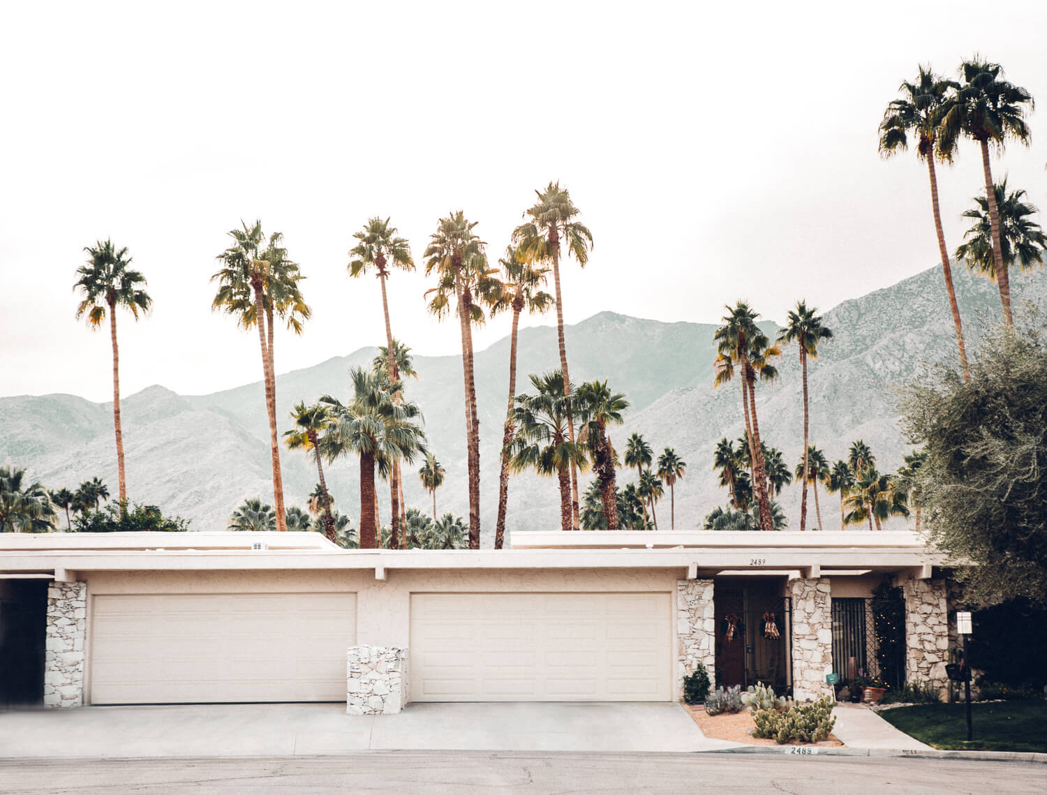 From colorful doors, a $4.95 bottomless champagne brunch and the city's most instagrammable locations, here are 15 local gems you must visit during your next Palm Springs getaway.