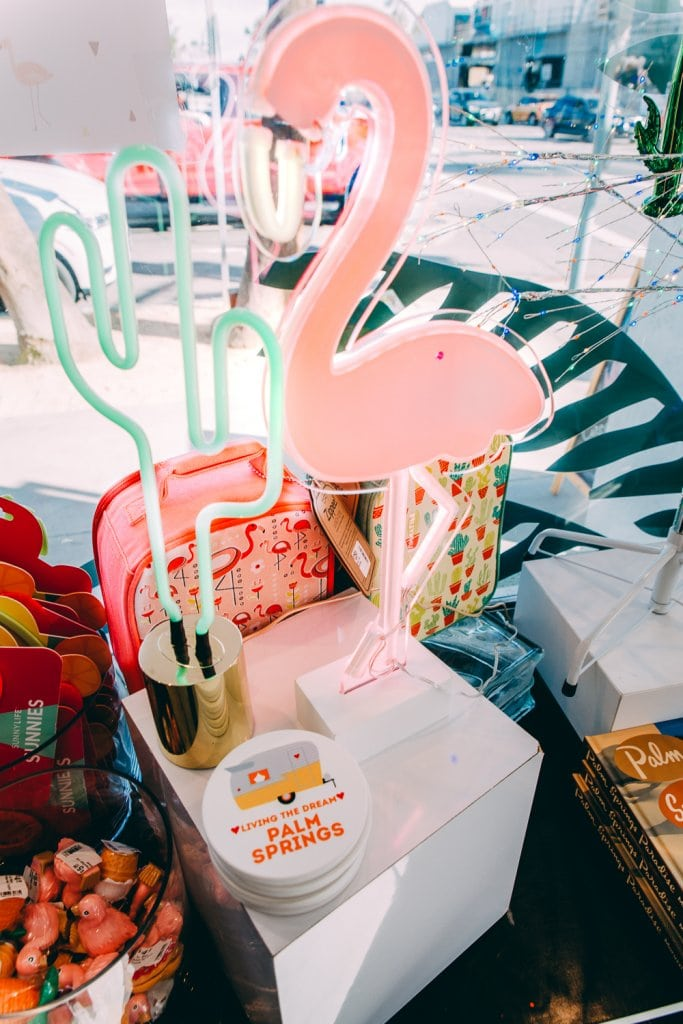 Palm Springs Local Boutiques