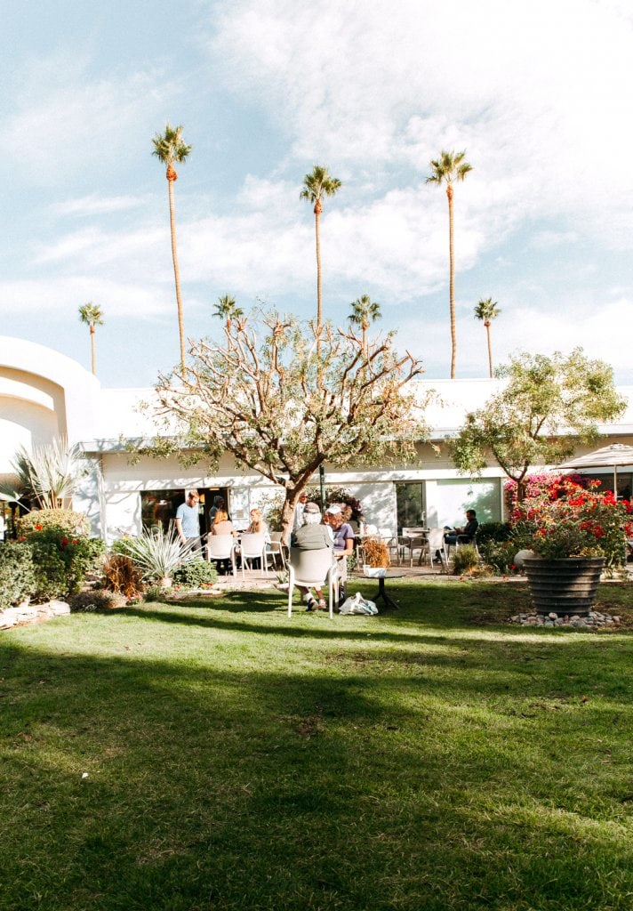 From the best coffee shops, a $4.95 bottomless champagne brunch, and the city's most instagrammable locations, here are 15 local gems you must visit during your next Palm Springs, California getaway.
