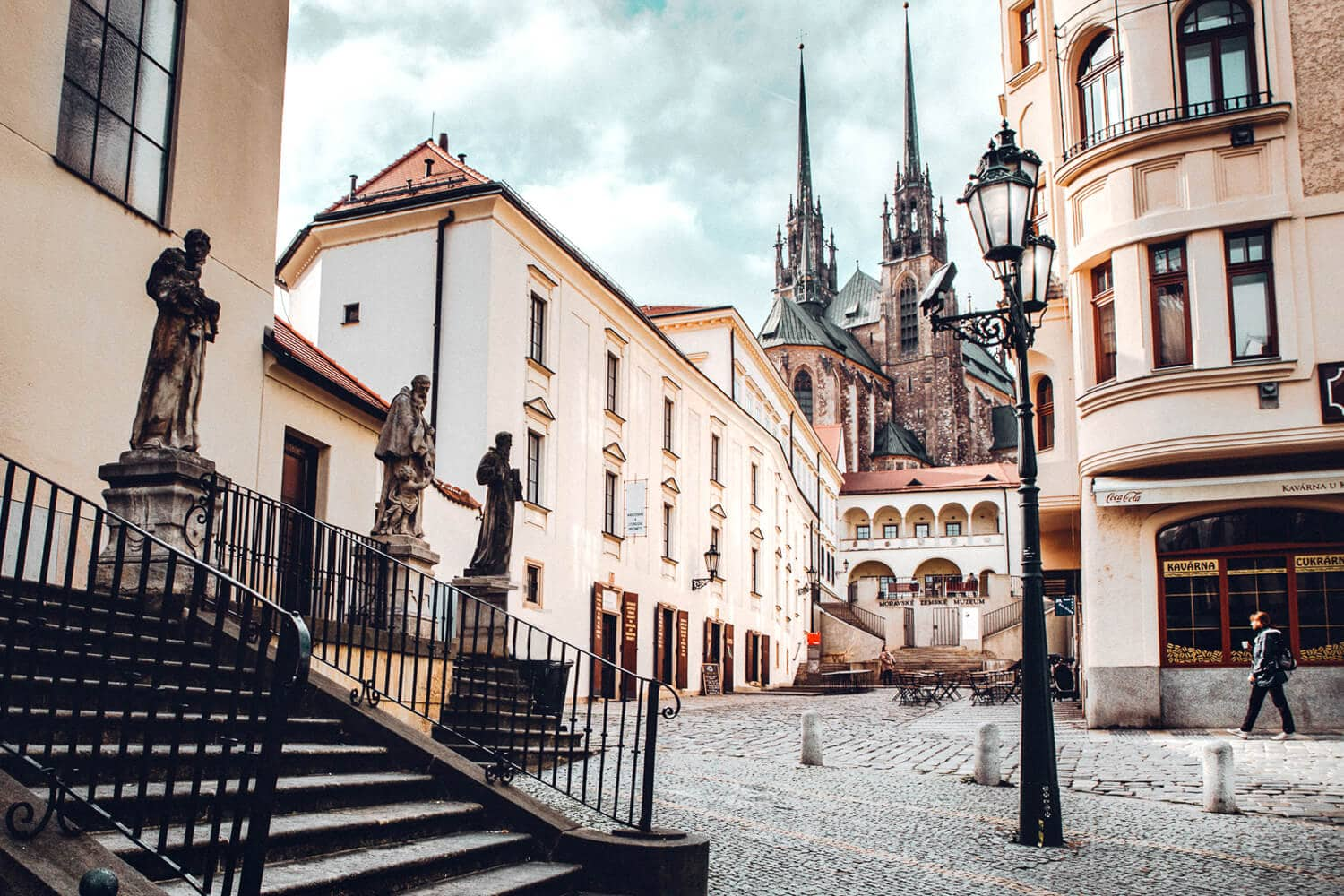 Brno is the 2nd largest city in the Czech Republic, but it is often overshadowed by it's more popular sister, Prague. From it's beautiful architecture and charming streets to the castle on the hill, click to discover 20 pictures to inspire you to travel to Brno