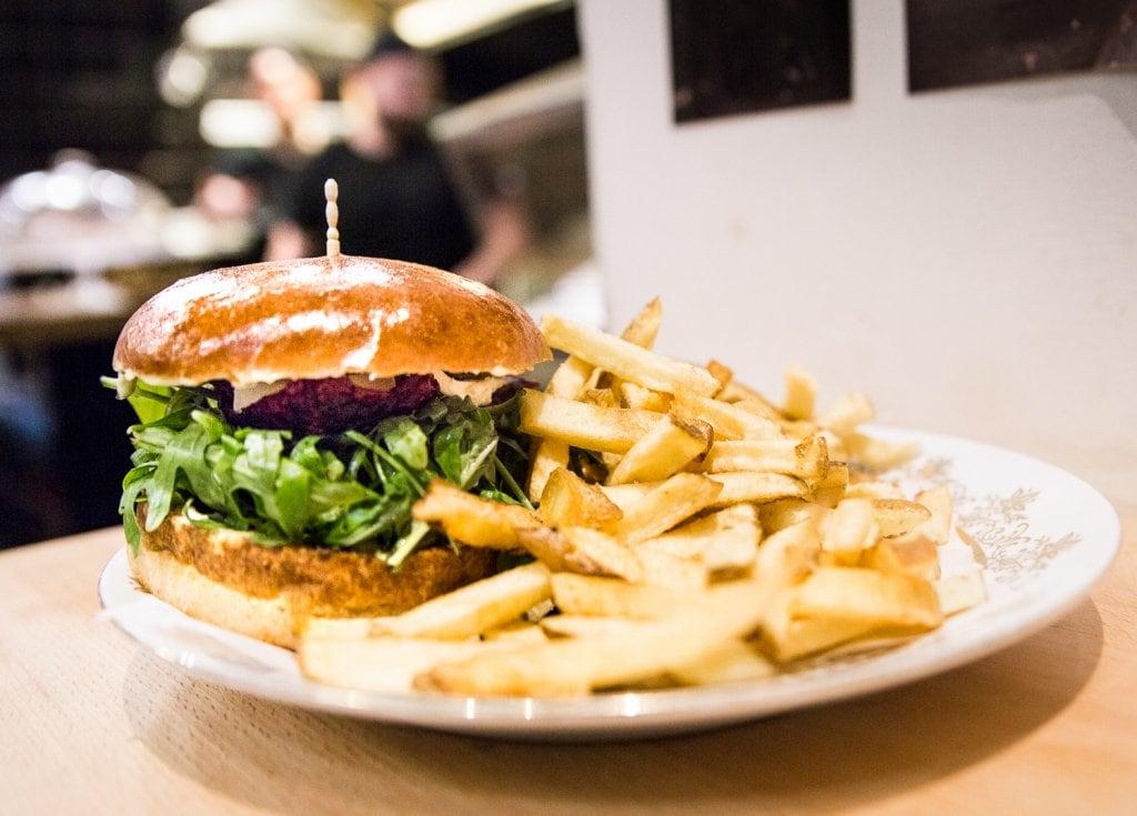 Burger Inn Brno, Czech Republic