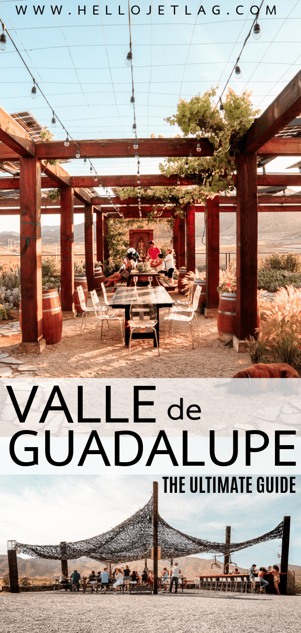 Valle de Guadalupe is an up and coming wine region located in Mexico's Guadalupe Valley. With unique wineries, restaurants and hotels Valle de Guadalupe is the perfect weekend getaway from San Diego, or a great day trip from from Ensenada. Keep reading to discover where to eat, which wineries to visit and where to stay in Baja California's trendy hidden gem.