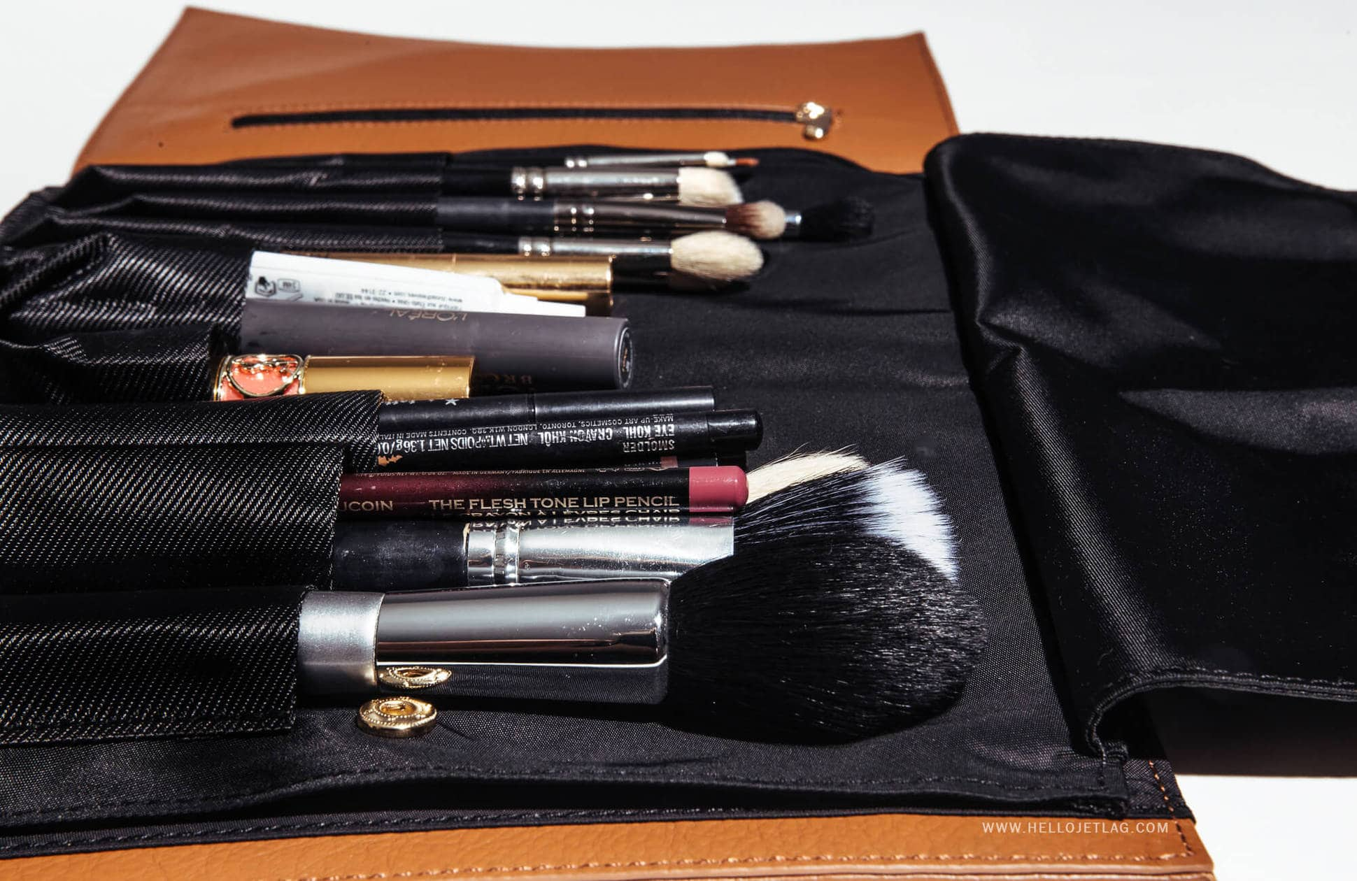 With their chic designs and well executed, organizational features, Kusshi has designed a game changing travel makeup bag. Machine washable and travel friendly, keep reading for a full review, photos and more.