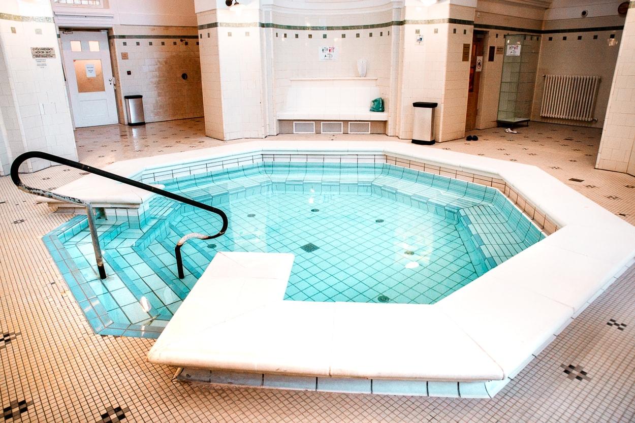 Szechenyi Indoor Pools