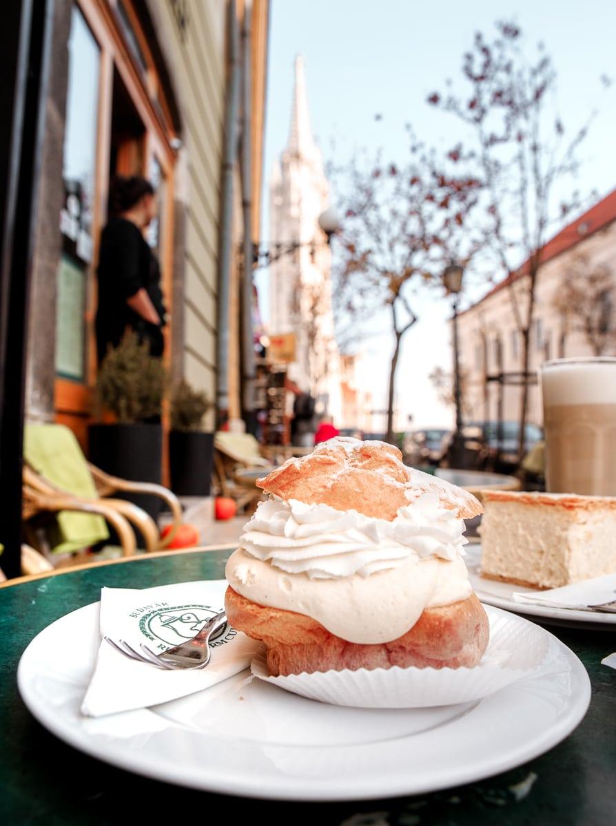 Ruzswurm Cafe in Budapest