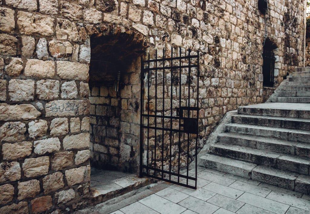 Buza Bar Entrance